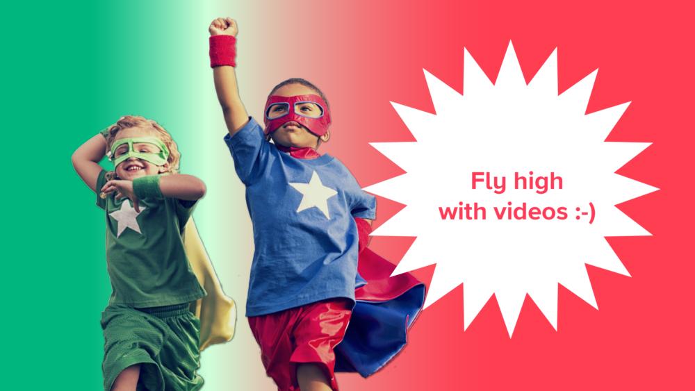 BGRAPHIC hjælper dig med at styrke din visuelle kommunikation med video