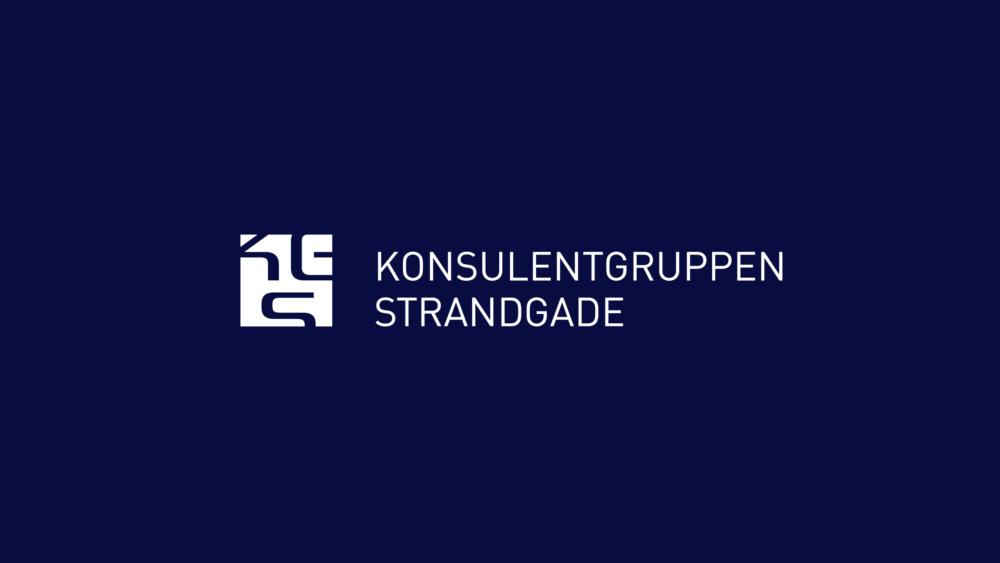 Logodesign for Konsulentgruppen Strandgade