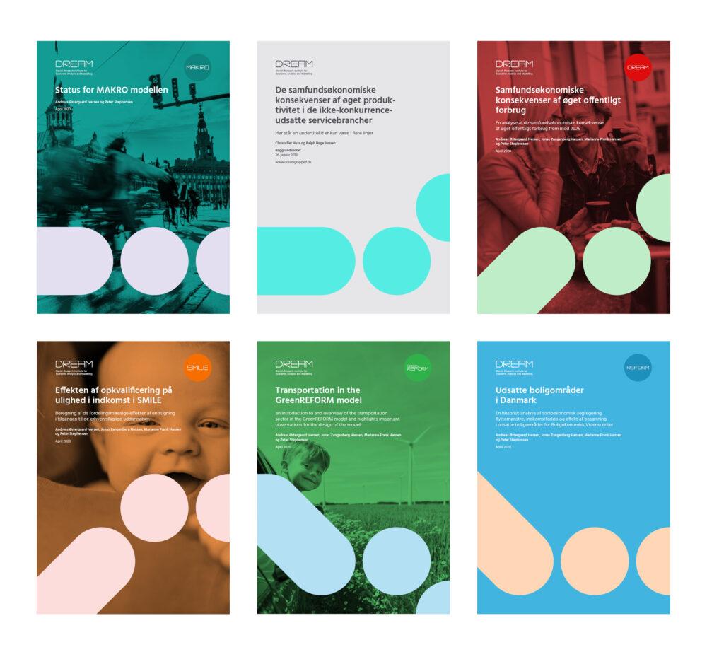 Publikationsdesign for DREAM