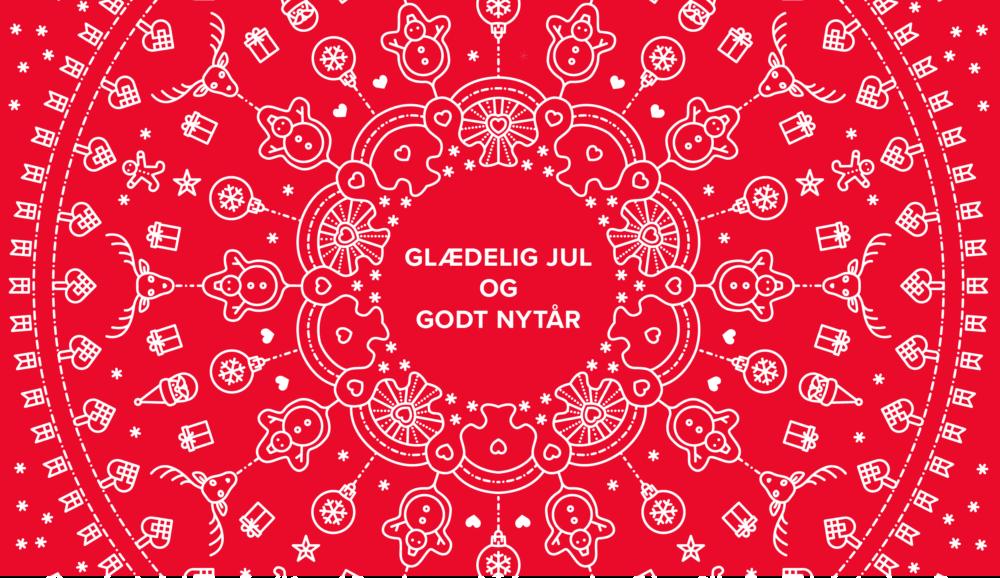 BGRAPHIC ønsker alle en rigtig glædelig jul
