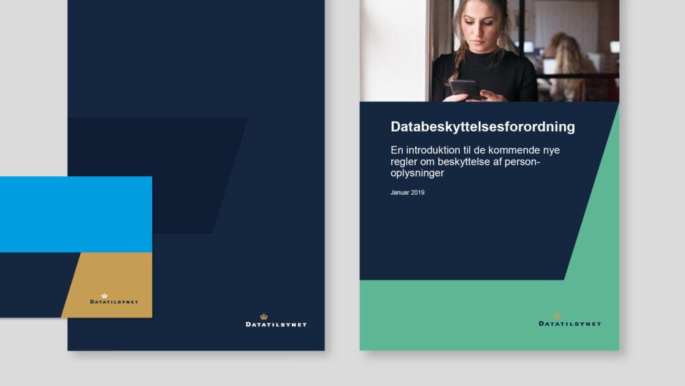 Visuel identitet for Datatilsynet