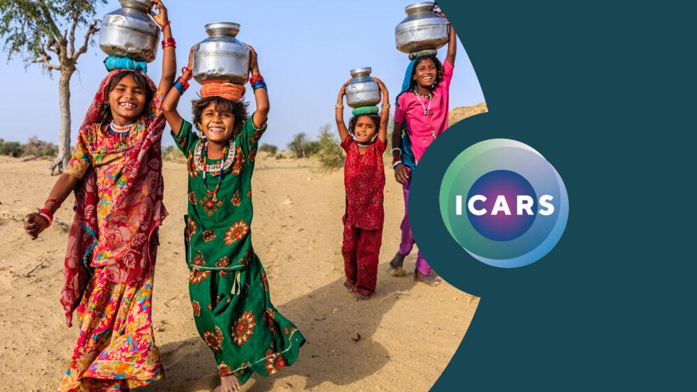 Logo og visuel identitet for ICARS