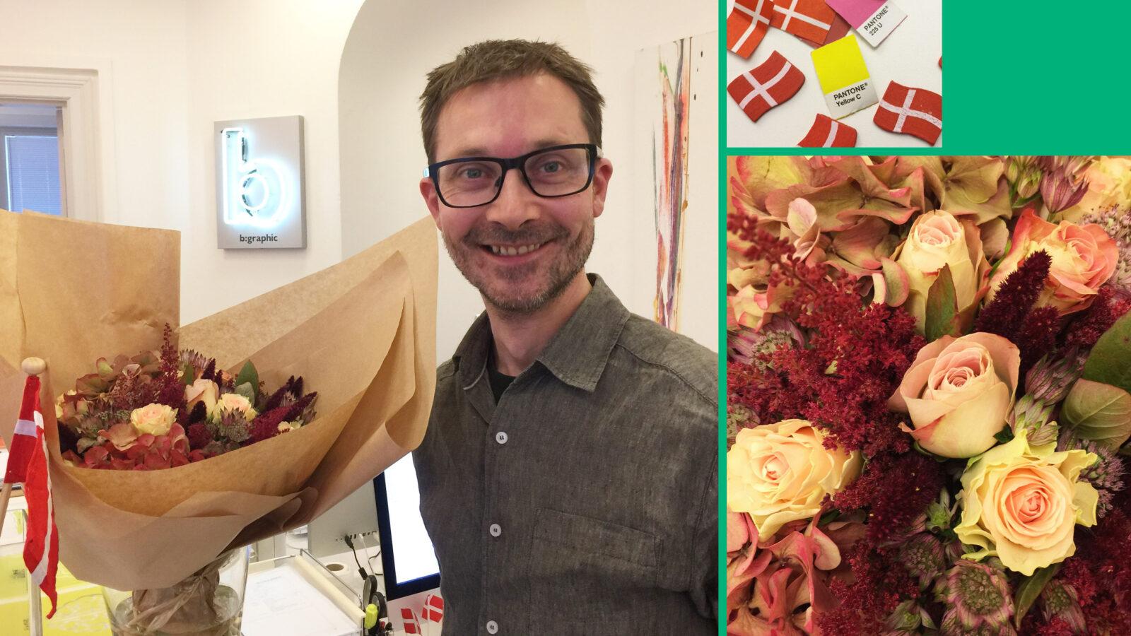 Kristian Skaarup har været hos BGRAPHIC i 10 år