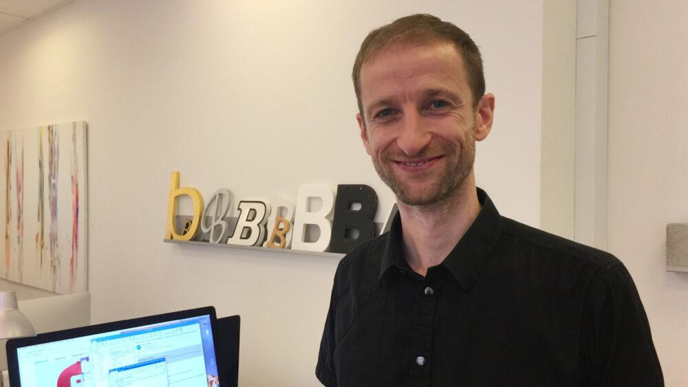 Ny projektleder Niels Bugge