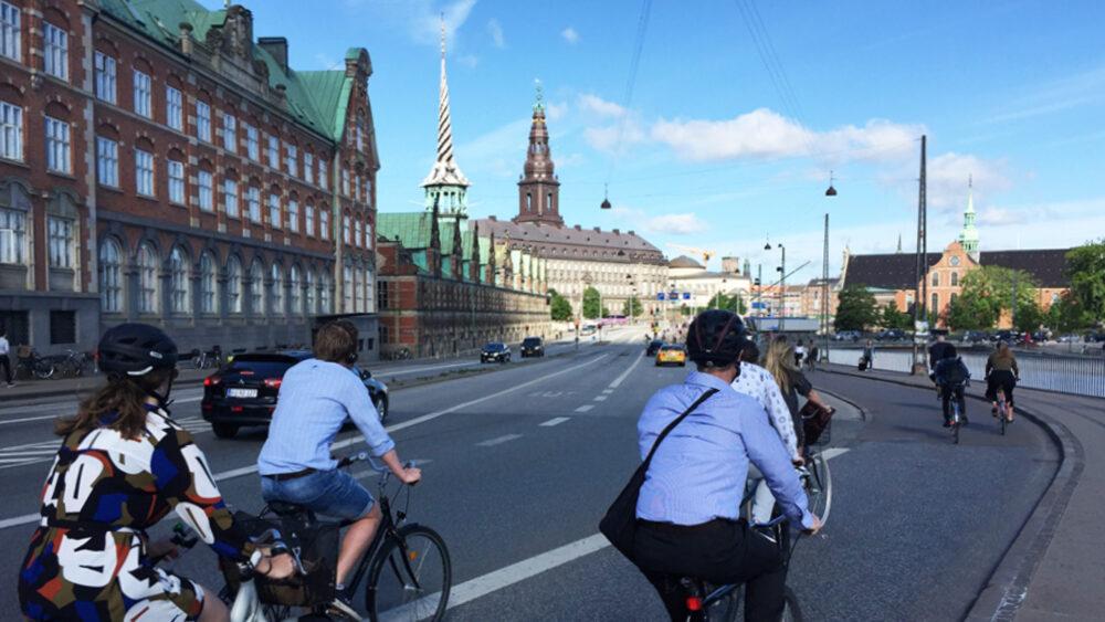 """BGRAPHIC deltager i kampagnen """"Vi cykler til arbejde"""" fra Dansk Cyklistforbund"""