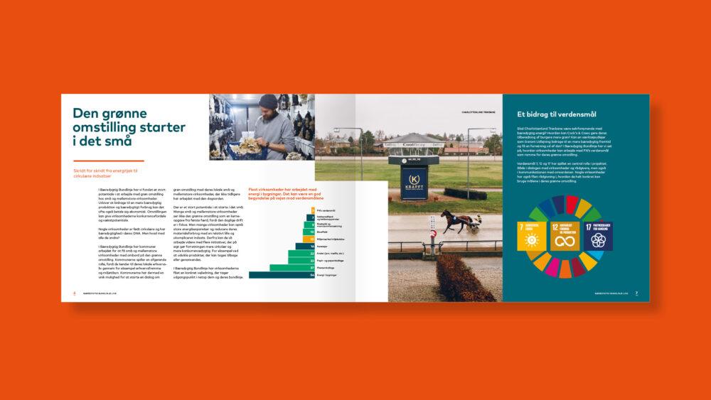 Publikationsdesign for Gate21