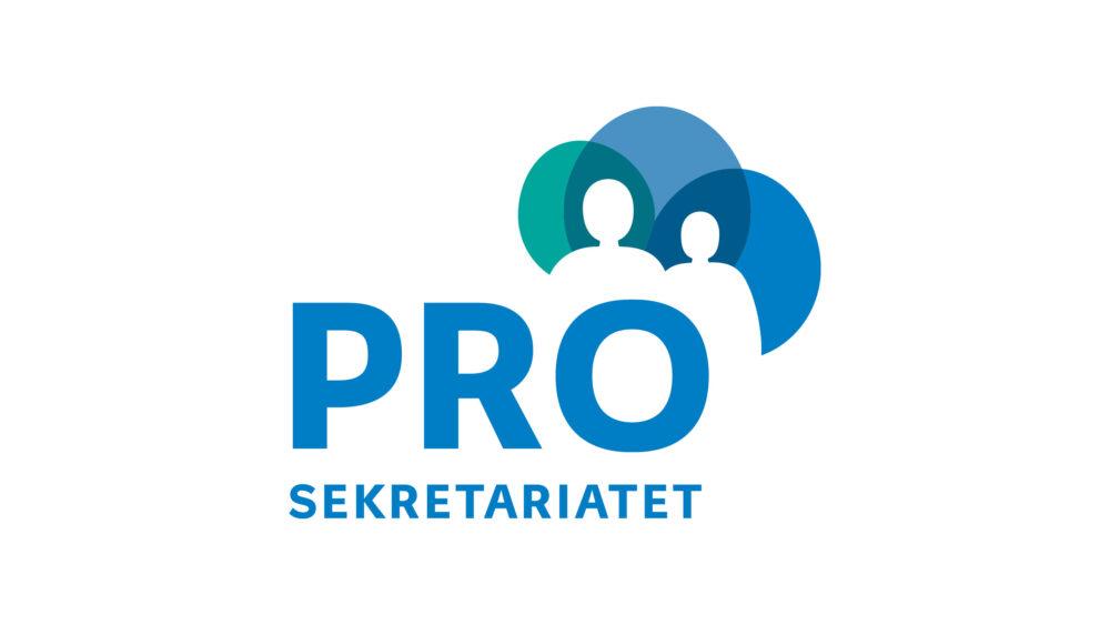 Logodesign for PRO-sekretariatet