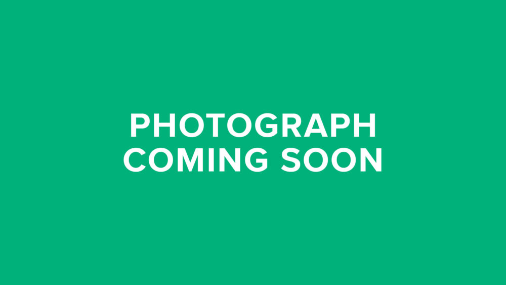 Photograph coming soon