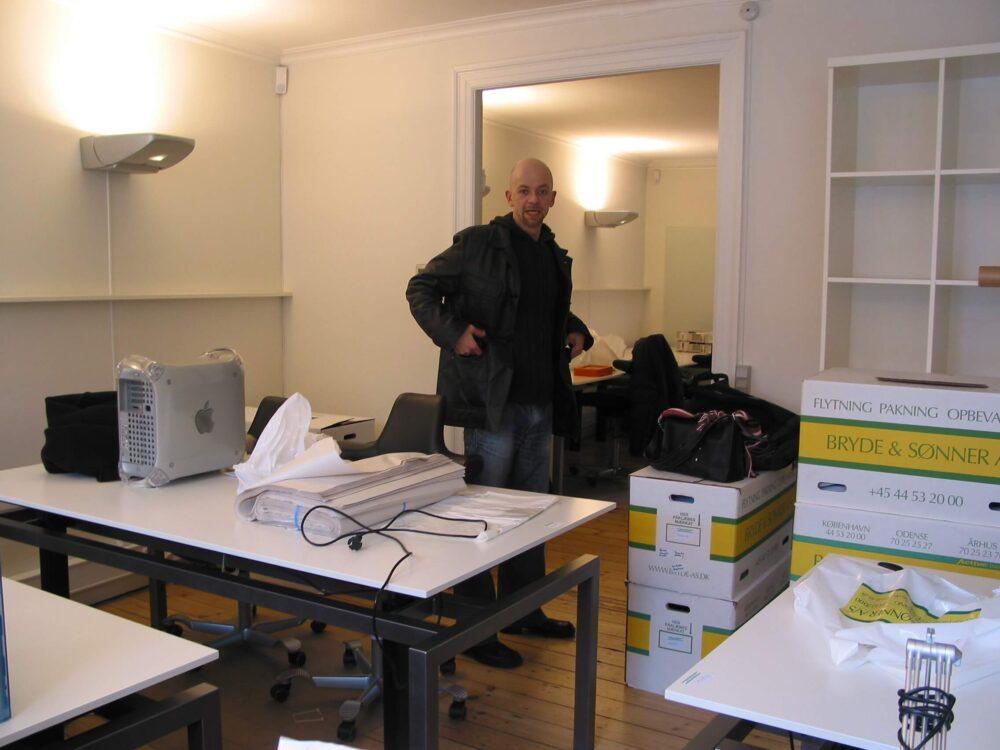 BGRAPHIC flytter til nye lokaler på Amagertorv 19