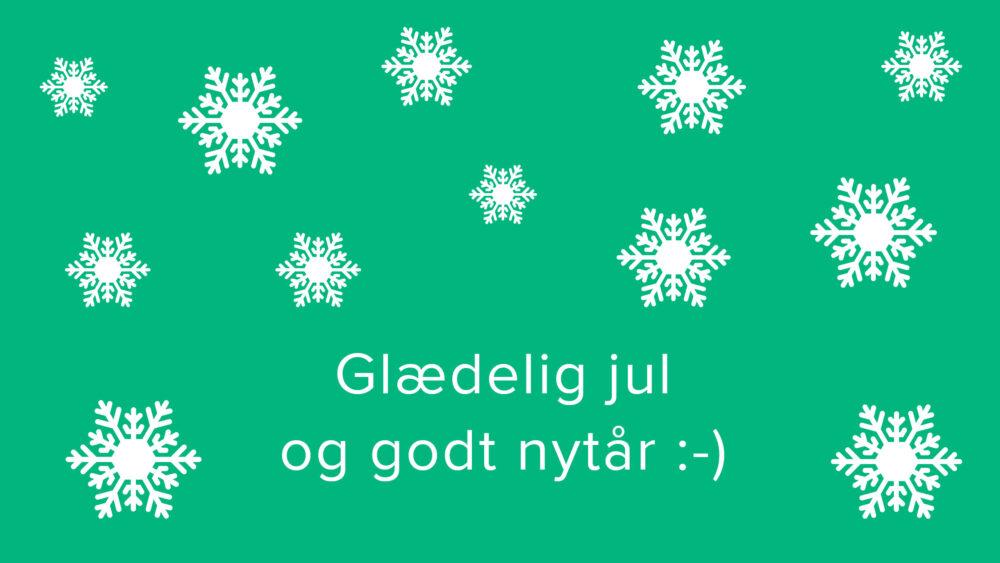BGRAPHIC ønsker glædelig jul