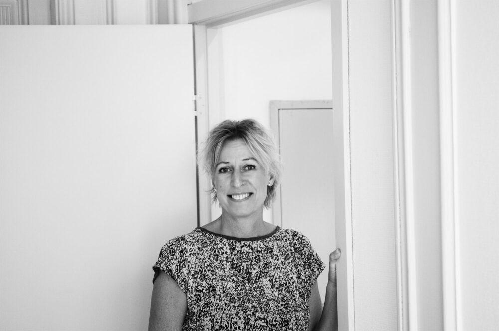 BGRAPHIC har fået ny medarbejder, grafisk designer Maria Knappe