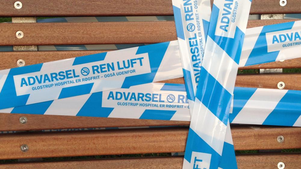 Kampagnemateriale for Glostrup Hospital
