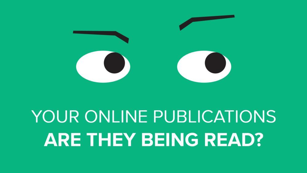 Bliver dine udgivelser på nettet læst? Lad BGRAPHIC hjælpe dig.