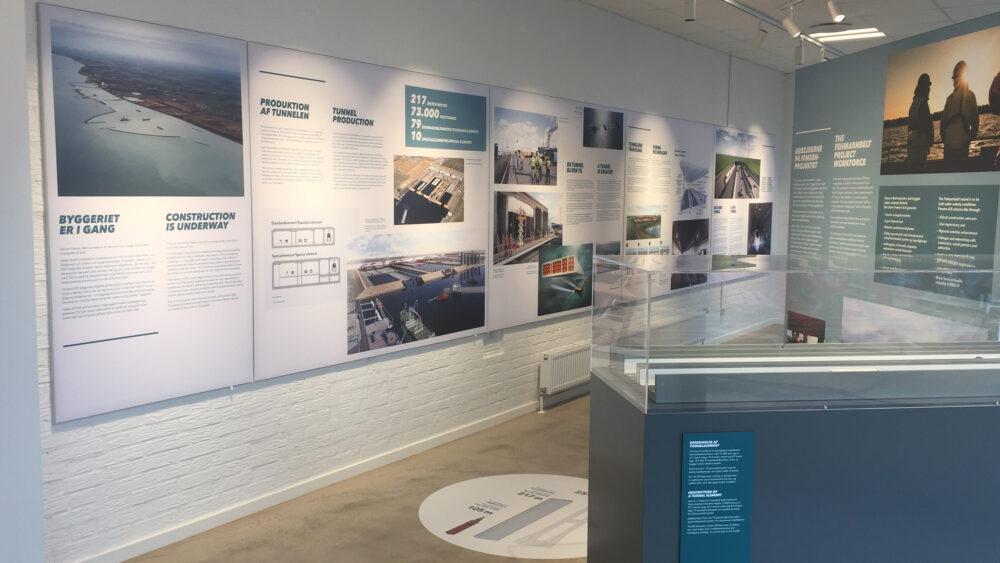 Femern A/S' udstilling i Rødbyhavn