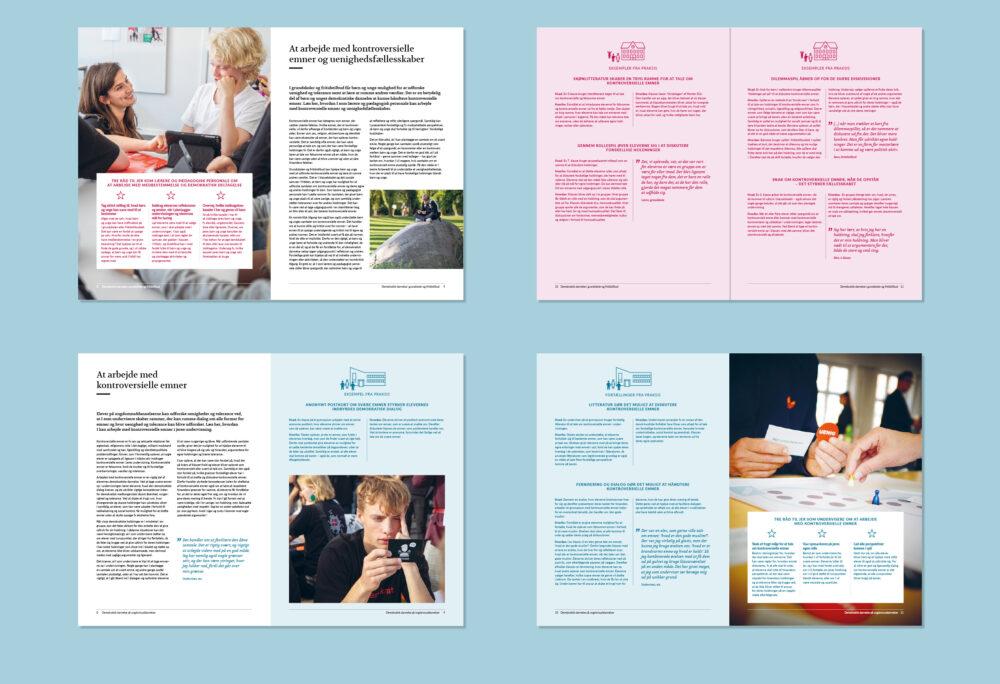 Publikationsdesign for Rambøll