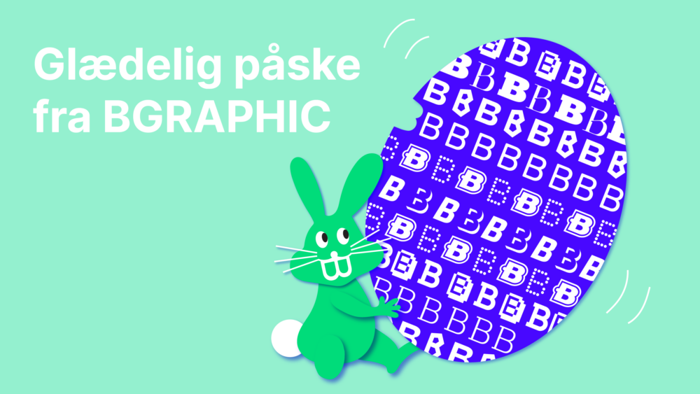 BGRAPHIC Happy easter