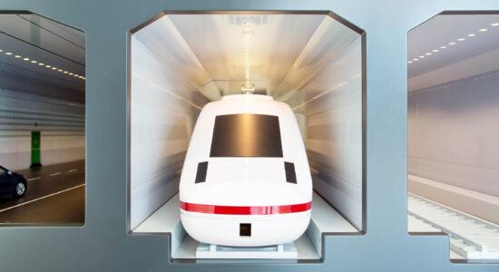 Udstilling om tunnelen under Femern Bælt